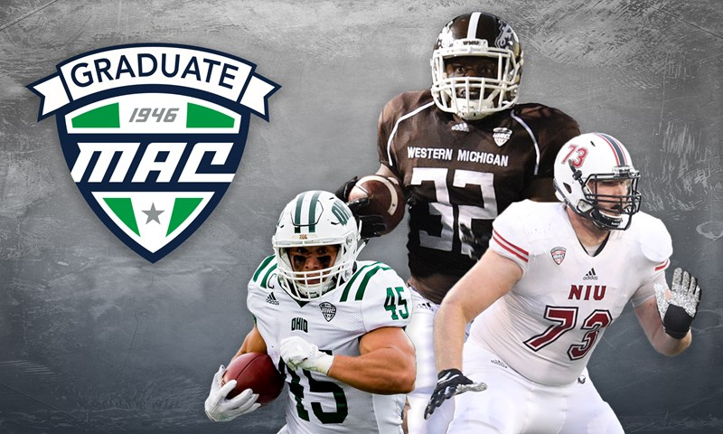 MAC To Feature Graduate Patches For 68 Football Graduates