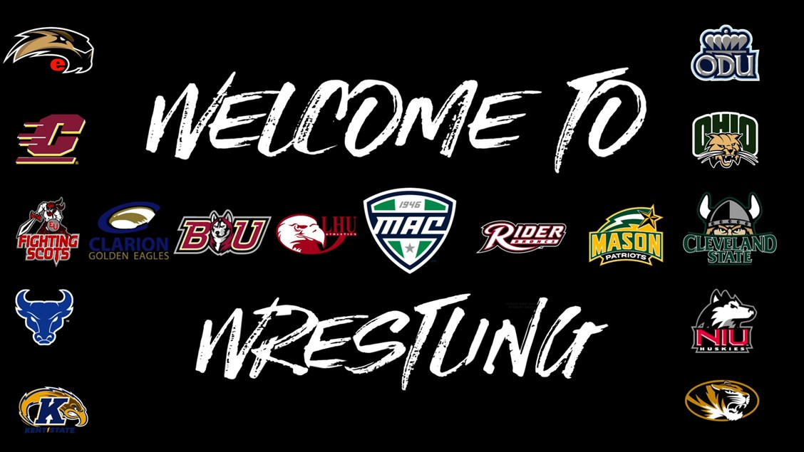 MAC Announces Historic Wrestling Expansion - Mid-American Conference
