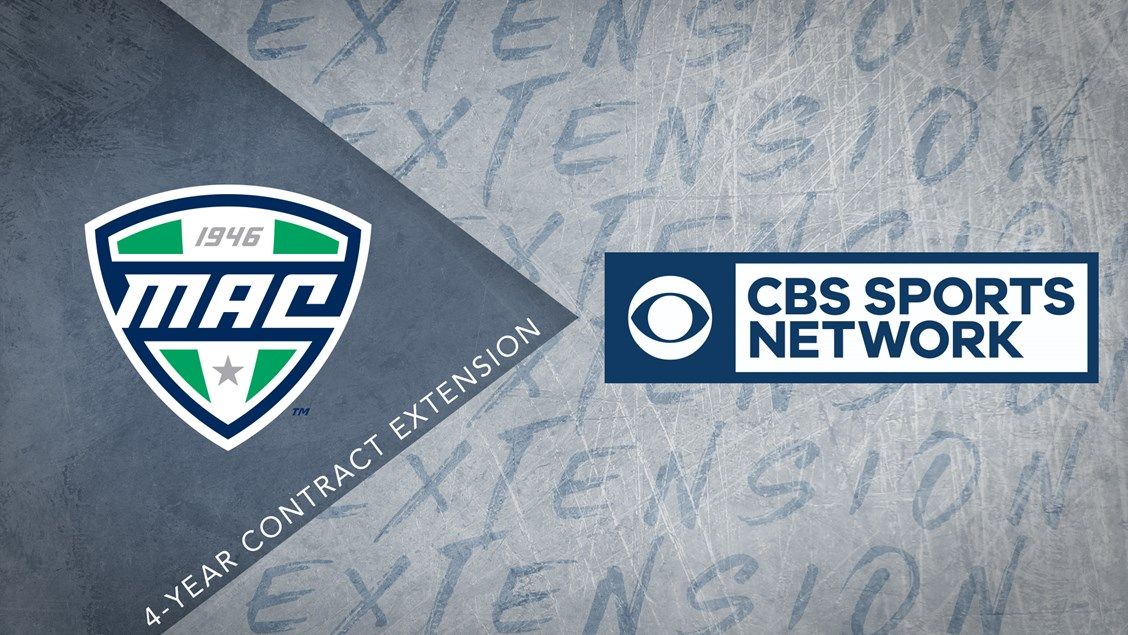 Mac Cbs Sports Network Announce Four Year Contract Extension Mid American Conference